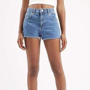Topshop Moto Mom Cutoff Vintage Style Jean Shorts!